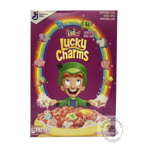Lucky Charms Fruity Müzli 340g