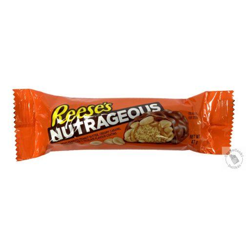 Reese's Nut Bar Mogyoróvajjal töltött tejcsokoládés szelet 47g