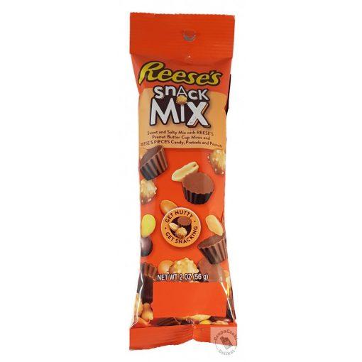 Reese's Snack Mix Vegyes, mogyoróvajas rágcsálnivaló 56g
