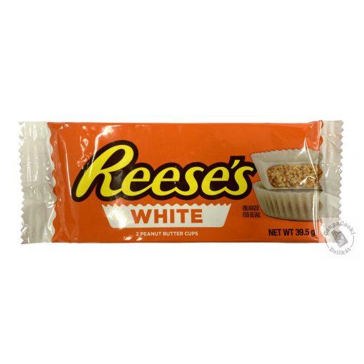 Reese's White Mogyoróvajas fehércsokoládés kosárkák 2db 39g