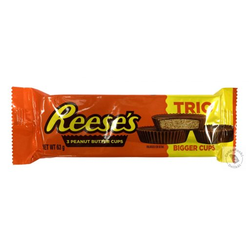 Reese's Peanut Butter Cups Mogyoróvajas kosárkák 3db, 51g