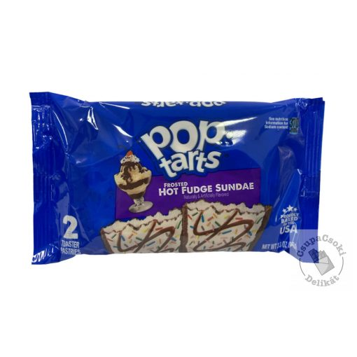 Kellogs Pop Tarts Hot Fudge Sundae 96g