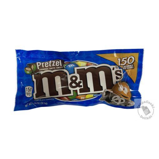M&M's Pretzel Csokoládédrazsé 32,3g
