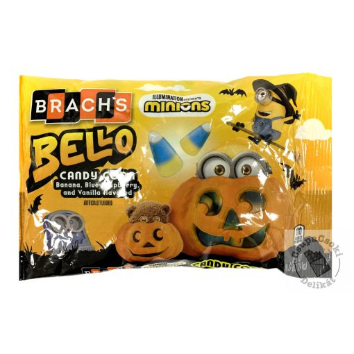 Minions Candy Corn Kukoricaszem alakú cukorka 241g