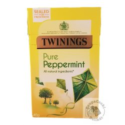 Twinings Pure Peppermint Borsmenta tea 20 filter, 40g