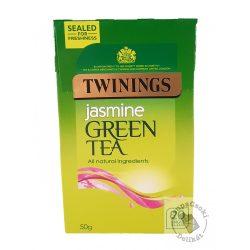Twinings Jasmine Zöld tea jázmin ízesítéssel 20 filter, 50g