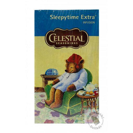 Celestial Sleepytime Extra Nyugtató teakeverék 20 filter 35g