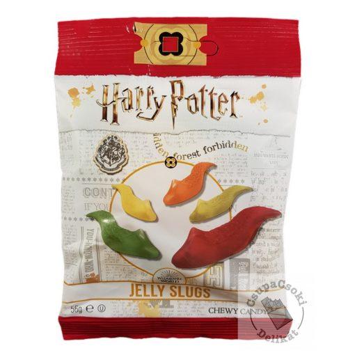 Jelly Belly Harry Potter Jelly Slugs Meztelen csiga gumicukor 56g