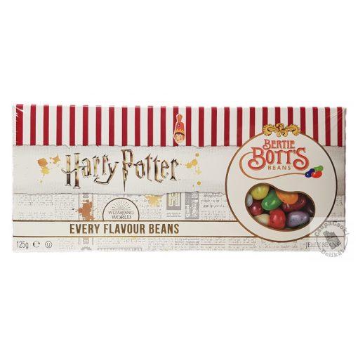 Jelly Belly Harry Potter Bogoly Berti féle mindenízű cukorka díszdobozban 125g
