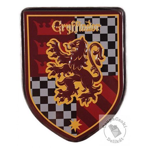 Jelly Belly Crest Tin Gryffindor Griffendél Nagyon cseresznye ízű cukorka fémdobozban 28g