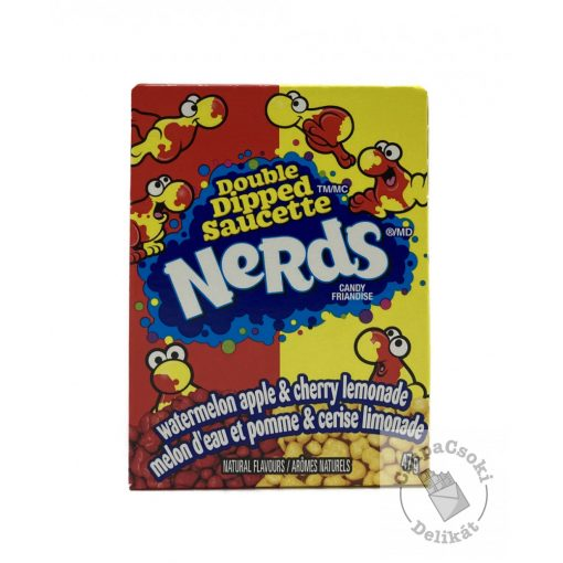 Nerds Double Dipped Cukorka 47g