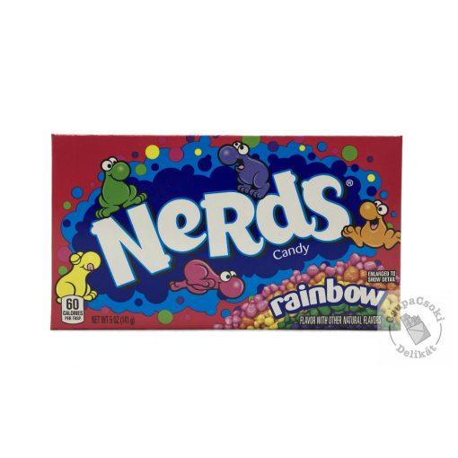 Nerds Rainbow Cukorka 141g