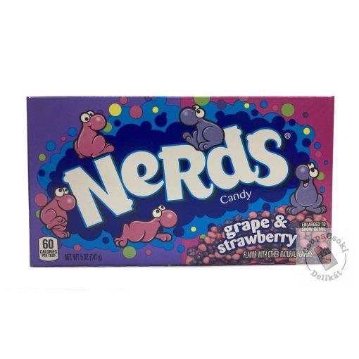 Nerds Grape&Strawberry Cukorka 141g