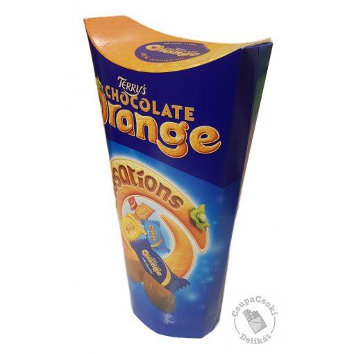 Terry's Segsations Narancsos csokoládé válogatás 300g