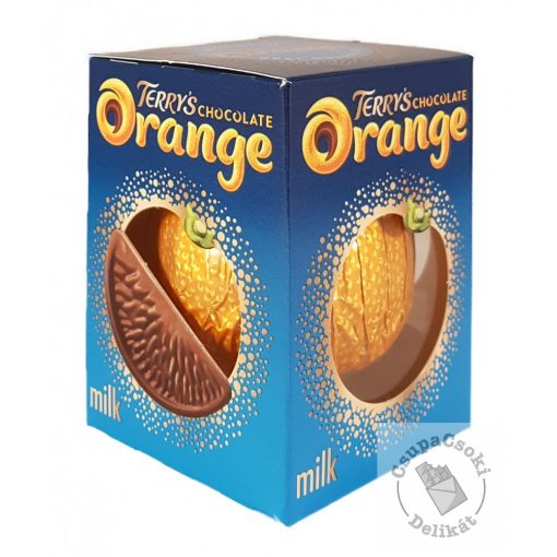 Terry's Chocolate Orange Narancsos tejcsoki golyó 157g