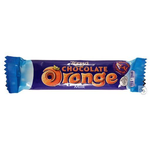 Terry's Chocolate Orange Narancsos tejcsokoládé szelet 35g