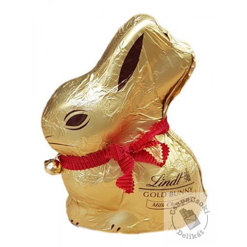 Lindt Gold Bunny Húsvéti tejcsoki nyuszi 200g