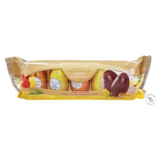 Lindt Spezalitaten Alkoholos húsvéti tojás válogatás 90g