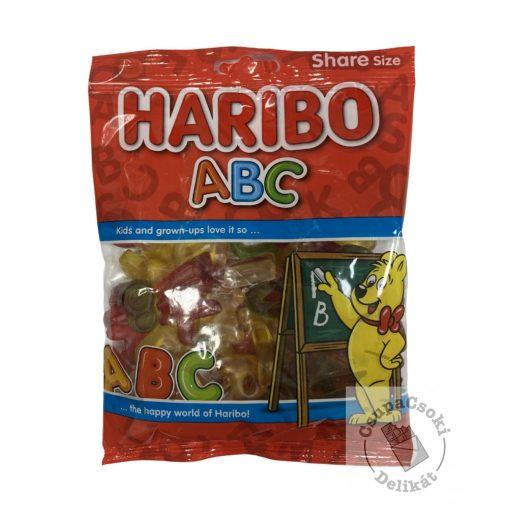 Haribo ABC Gyümölcsös gumicukor 200g