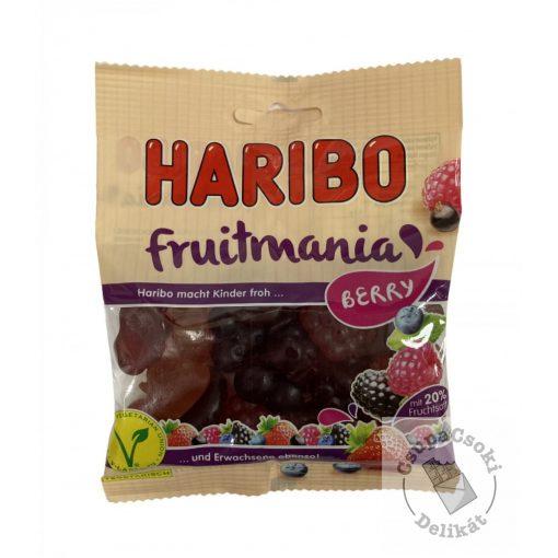 Haribo Fruitmania Vegán gumicukor 85g