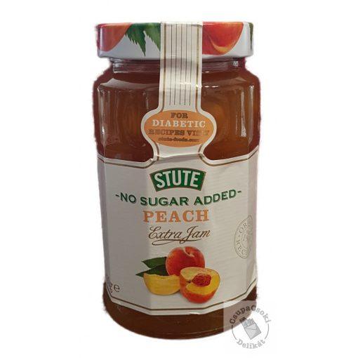 Stute Peach NAS Őszibarack lekvár hozzáadott cukor nélkül 430g
