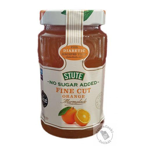 Stute Fine Cut Orange NAS Narancslekvár hozzáadott cukor nélkül 430g