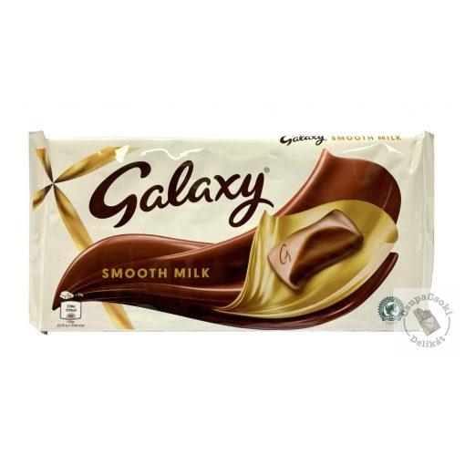 Galaxy Smooth Milk Tejcsokoládé 360g