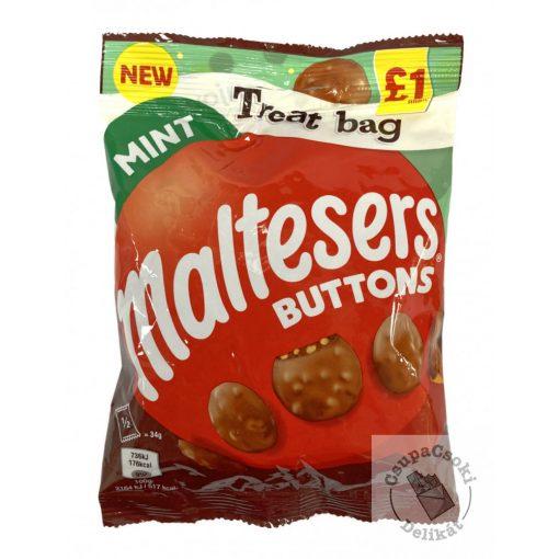 Maltesers Mint Buttons Mentás tejcsokoládé 68g