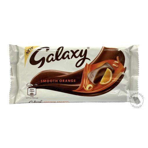 Galaxy Smooth Orange Tejcsokoládé naranccsal 110g