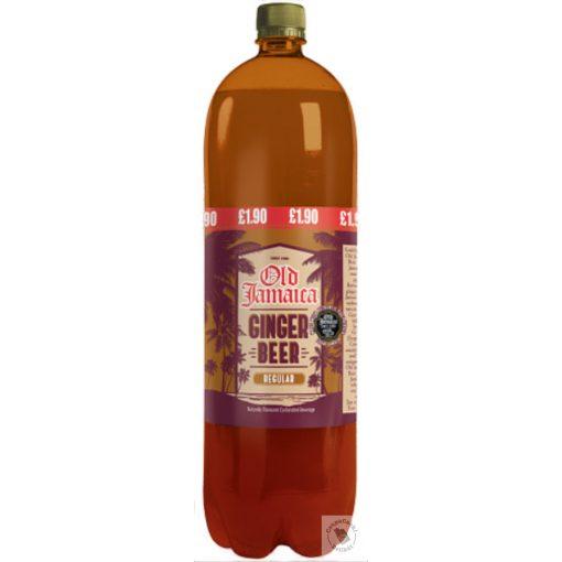 Old Jamaica Ginger Beer Gyömbéres szénsavas üdítő 2L