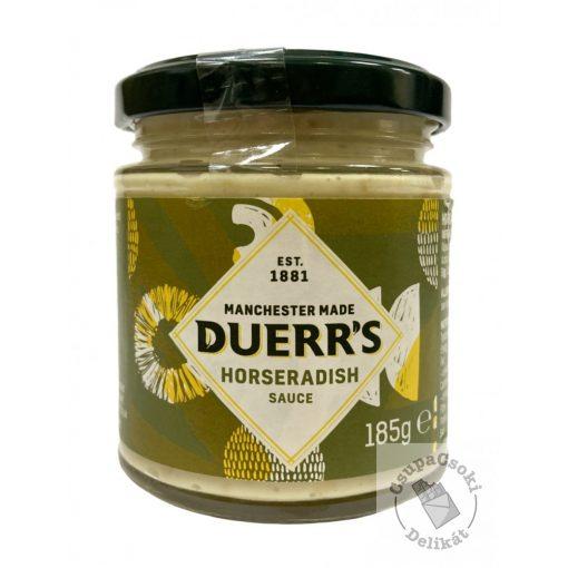 Duerr's Horseradish Tormakrém 185g