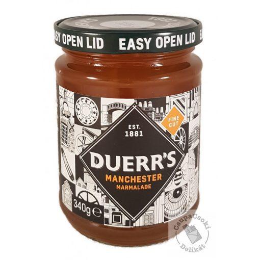 Duerr's Manchester Fine Cut Marmalade Narancslekvár 340g