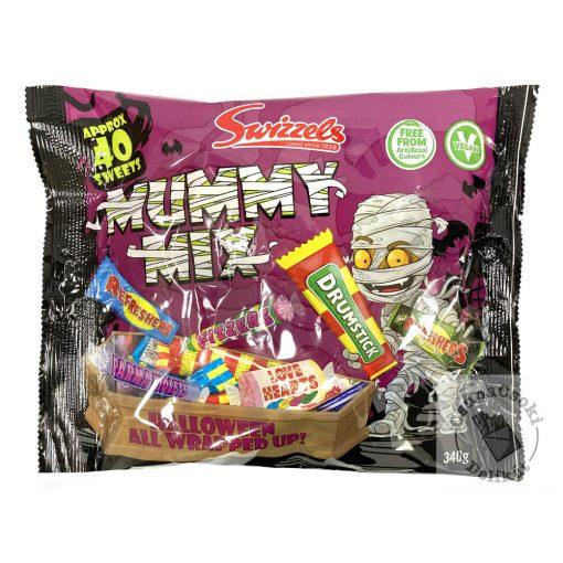 Swizzels Mummy Mix Cukorka válogatás 340g