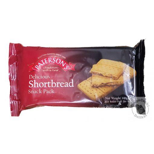Paterson's Skót vajas keksz 100g