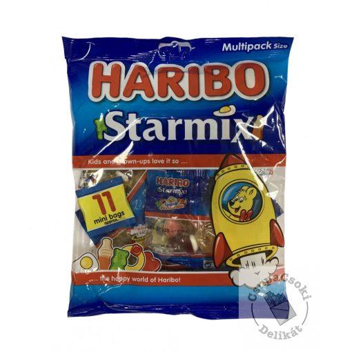 Haribo Starmix Minis Gumicukor válogatás (11 mini tasak) 176g