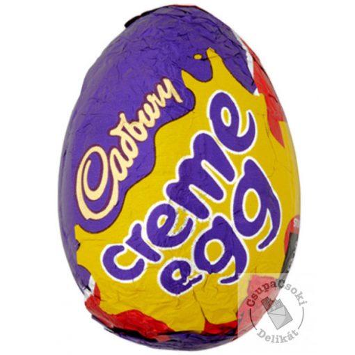 Cadbury Creme Egg Töltött tejcsoki tojás 40g