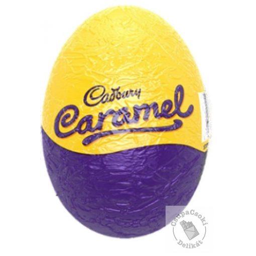 Cadbury Caramel Egg Tejcsokoládé tojás karamell töltelékkel 39g
