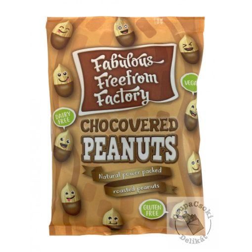 Fabulous Freefrom Factory  Mogyoró tejmentes csokoládéba mártva 65g