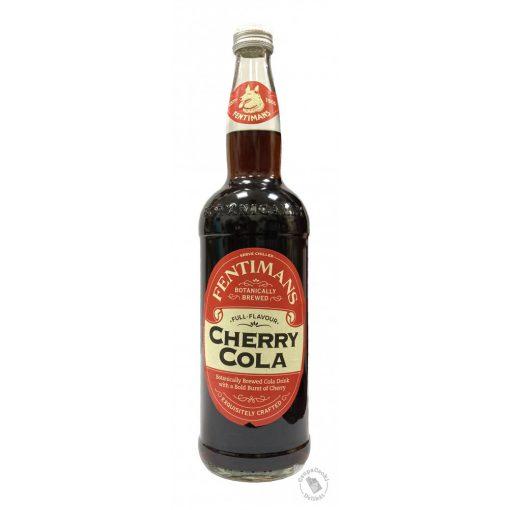 Fentimans Cherry Cola szénsavas üdítő 750ml