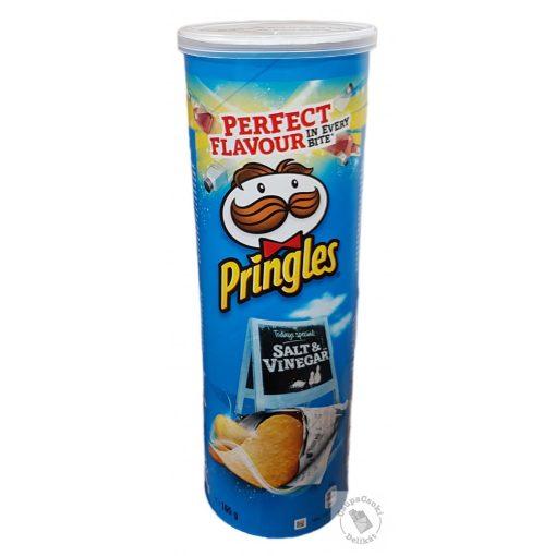 Pringles Salt&Vinegar Sós-ecetes chips 165g