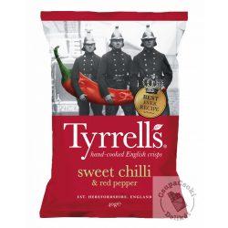 Tyrrell's Burgonyachips édes chilivel és kaliforniai paprikával 40g