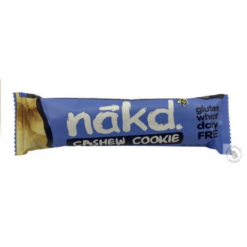Nakd Cashew Cookie Datolya szelet kesudióval 35g
