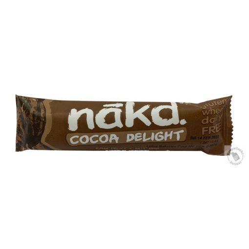 Nakd Cocoa Delight Datolya szelet kakaóval 35g