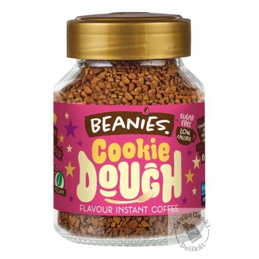 Beanies Cookie Dough Csokis süti ízesítésű azonnal oldódó kávé 50g