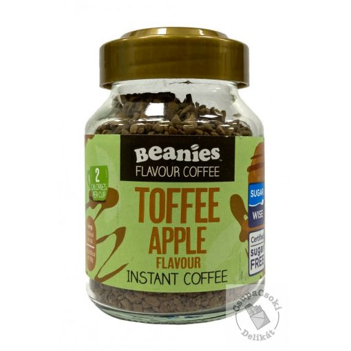 Beanies Toffee Apple Ízesített instant kávé 50g