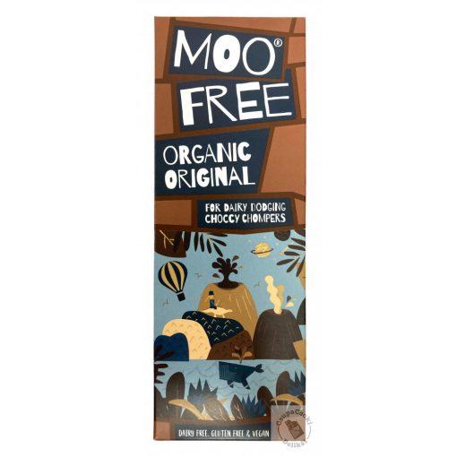 Moo Free Marvellously Moreish Original Milk 45% Tejmentes csokoládé 80g