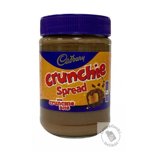 Cadbury Crunchie Csokoládékrém törökméz darabokkal 400g