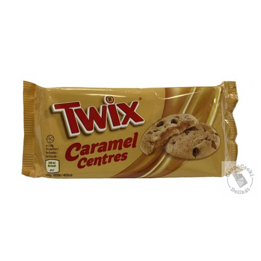 Twix Csokis-karamellás keksz 144g
