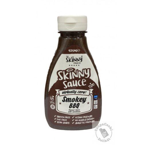 Skinny Smokey BBQ Füstös BBQ szósz, cukormentes 425ml