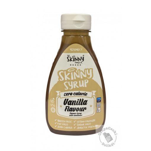 Skinny Vanilla Vanília ízű szirup, cukormentes 425ml